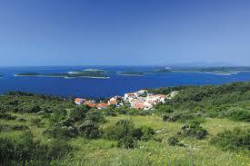 остров в Хорватии