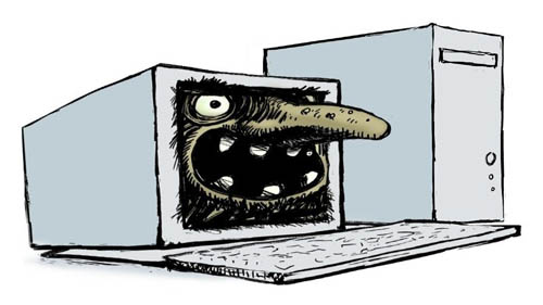 интернет тролль ненавистник